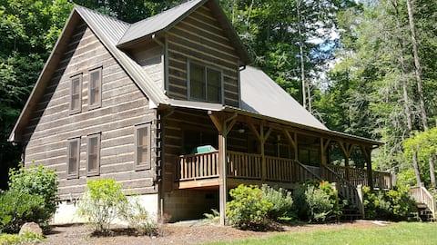 Newberry Creek Cabin