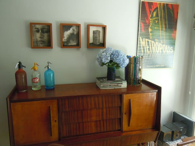 Cool & Retro Apartment in Oporto - Porto - Apartamento