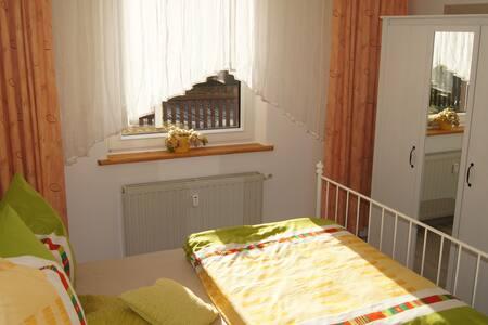 """Ferienwohnung """"Schlossblick"""" Ziegenrück - Ziegenrück - Apartment"""