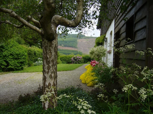 Chez Oscar et Hortense - Stoumont - Casa