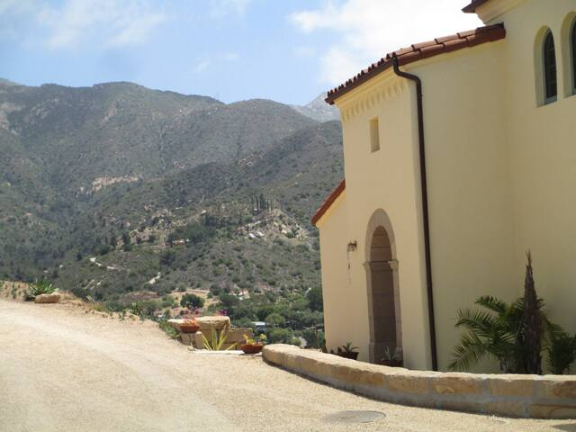 Mountain Villa - Santa Barbara - Villa