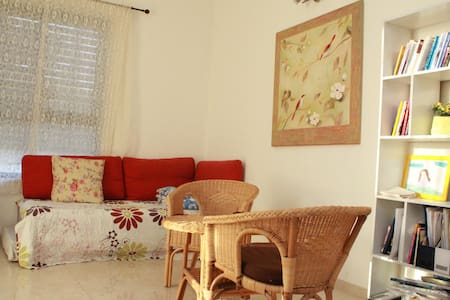 a beautiful room near mt. tavor - Haus