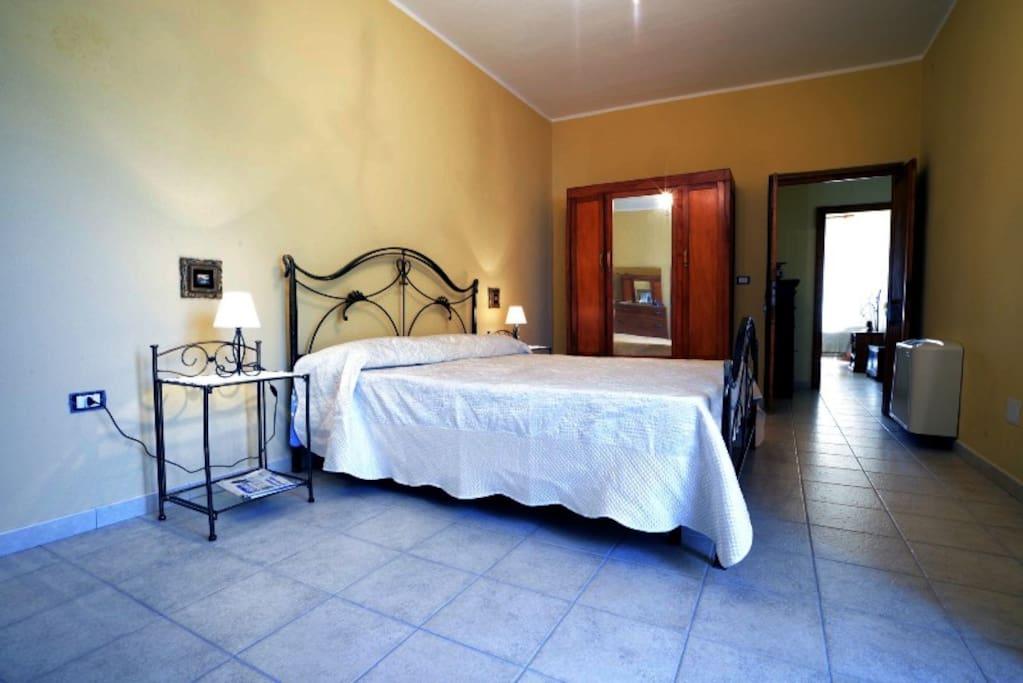 camera 1 con accesso anche sul giardino interno