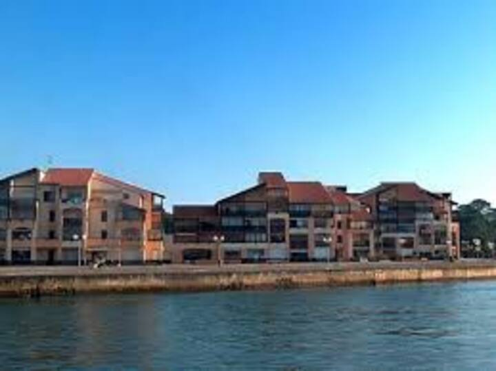 Appartement Capbreton terrasse Notre Dame du Port