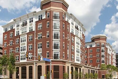 2BR/2BA Luxury Apartment, Direct Metro Access - Fairfax - Apartmen