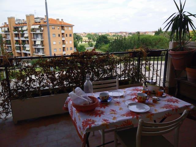 Casa Boccea-Selva Candida - Roma - Apartment