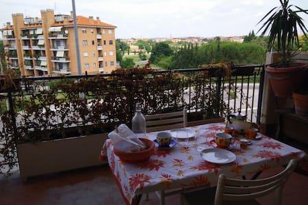 Casa Boccea-Selva Candida - Roma