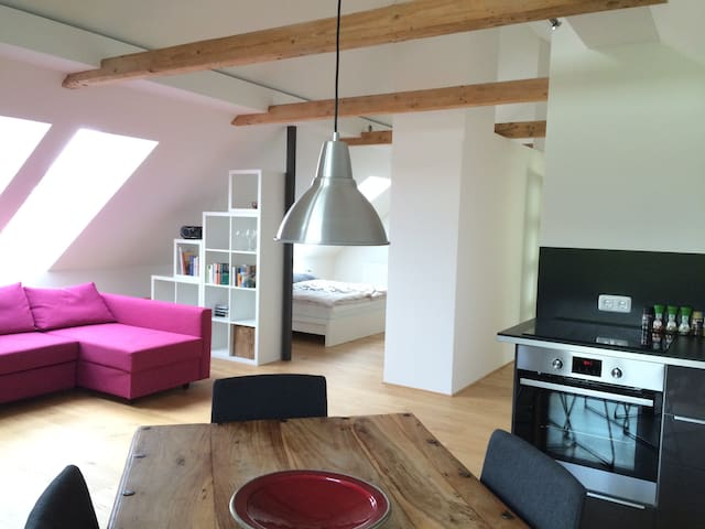 Ferienwohnung in Finning - Ammersee - Finning - Lejlighed