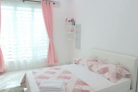 Nuhayra Place : Muslims Homestay & Guest House - Kepala Batas - Vendégház