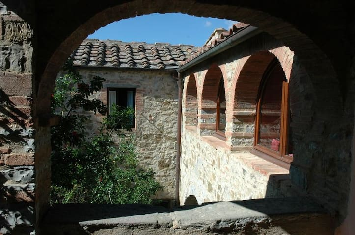 Chiostro's rooms - Castellina in Chianti - Bed & Breakfast