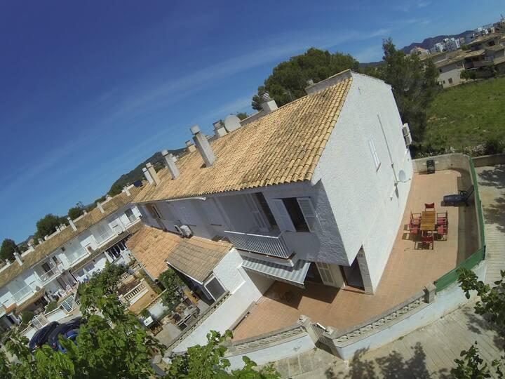 Beautiful house in Cala Millor, Mallorca Cala Bona