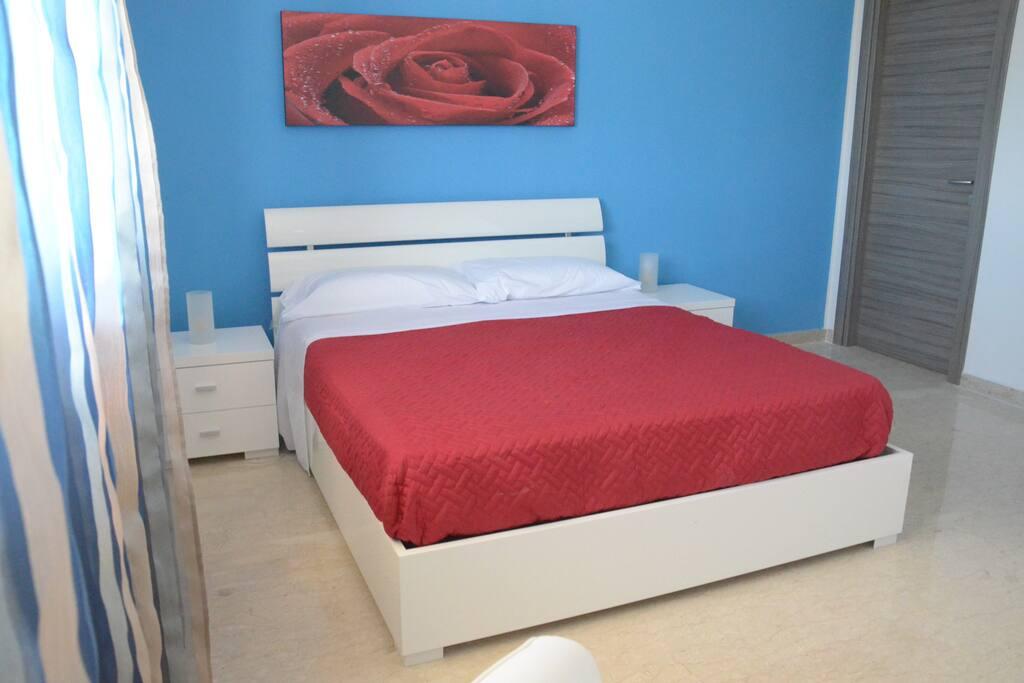 camera da letto matrimoniale ZEFIRO