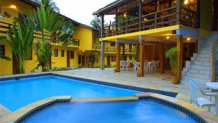 "ilhabela suites e apartamentos ""elegance2"" - Ilhabela - Villa"