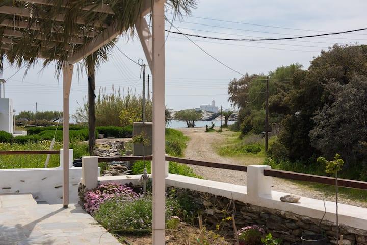 Chrisopigi Beach House