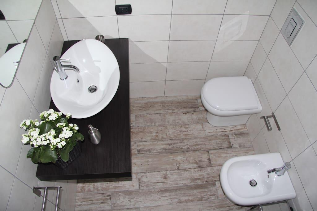 Toilette Green