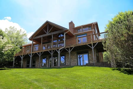 Beautiful Mountain Retreat on the New River - Jefferson - Hus
