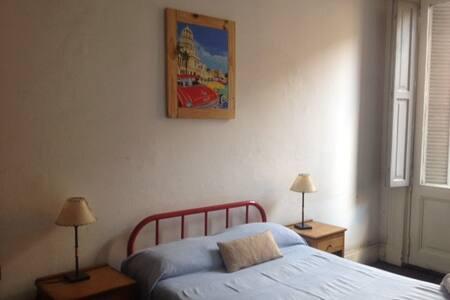 Habitación Privada con Balcón (19) - Buenos Aires - Bed & Breakfast
