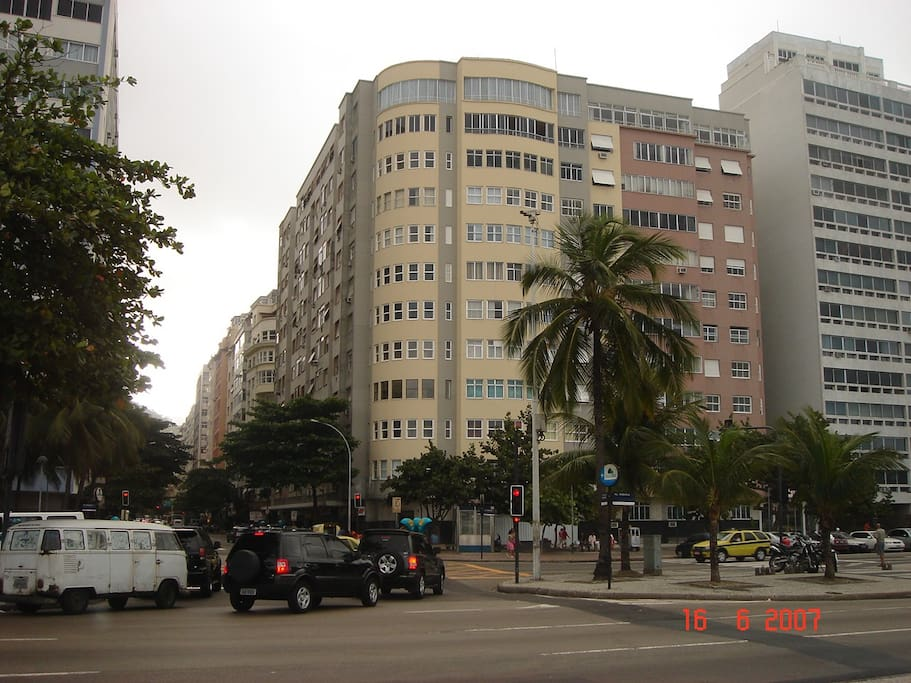 Fachada do Edificio