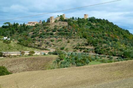Secret Tuscany - Monticchiello - 公寓