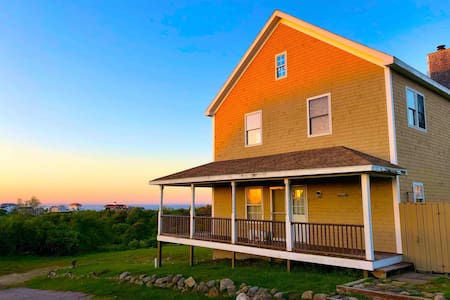 Moby Rock House Spectacular Block Island View
