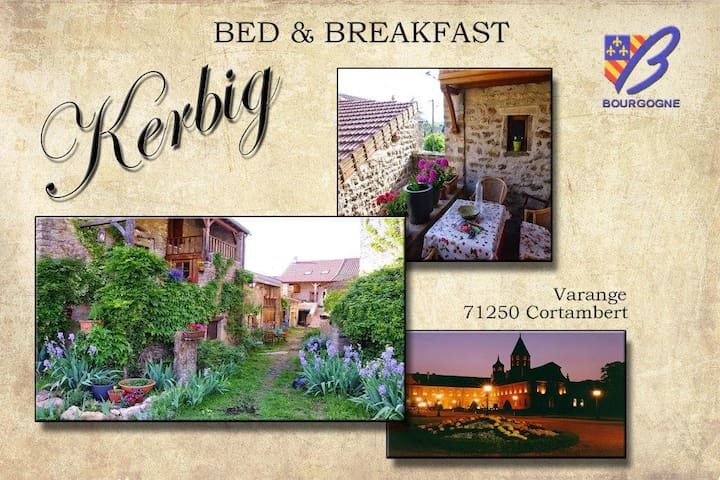"""Kerbig"" is the name of that lovely - Cortambert - Bed & Breakfast"