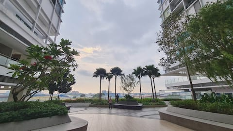 YourRetreat@iCITY-2BR/PROMO PKPP RM89/BLCONY/120MB