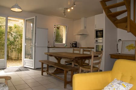 720 m to the sea, house and garden - Langrune-sur-Mer - Dom