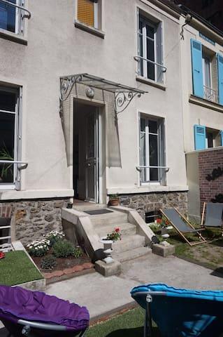 Jolie maison avec jardin boulogne case in affitto a - Maison de jardin occasion boulogne billancourt ...