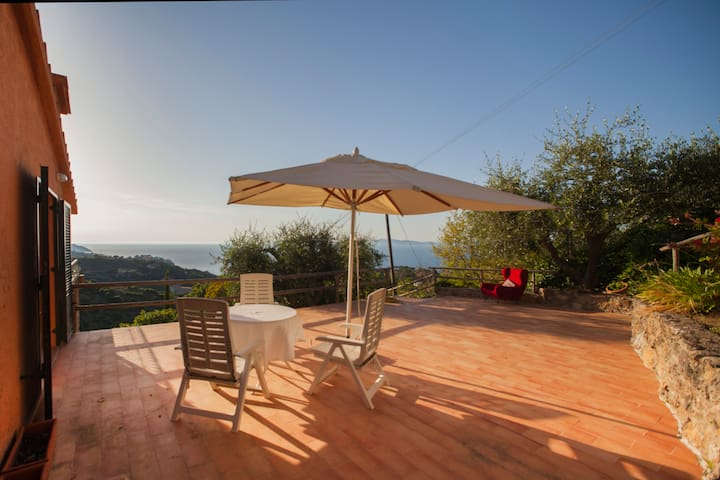 Villa with wonderful panorama - Porto Santo Stefano - Ev