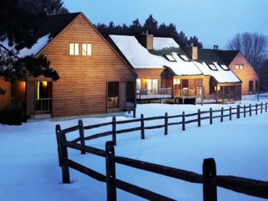 Christmas Mountain Village Wi Dells Cabins For Rent In