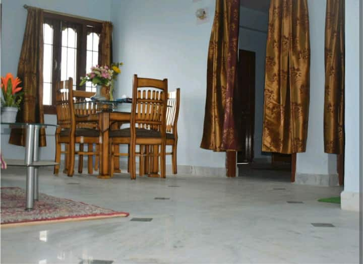YOUR 2BHK AC FLAT IN A SECURED GATED COMMUNITY