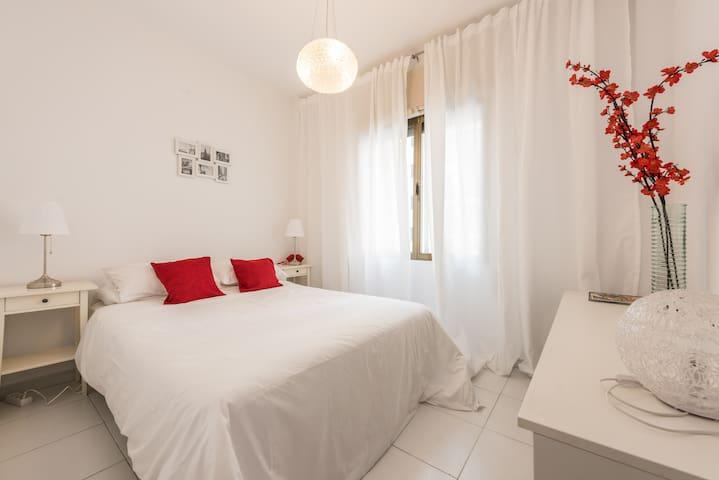 Habitación con baño . - Madrid - Apartment