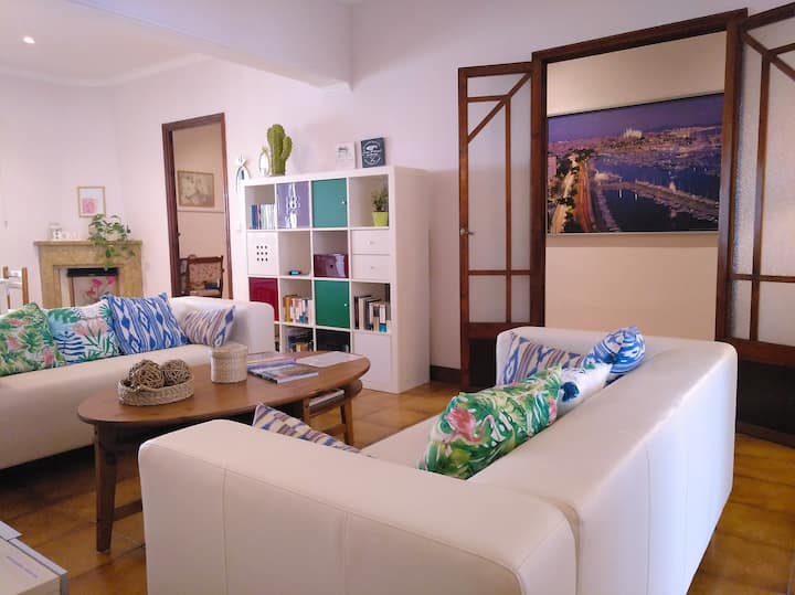 Palma spacious&comfortable 160m2 w/private terrace