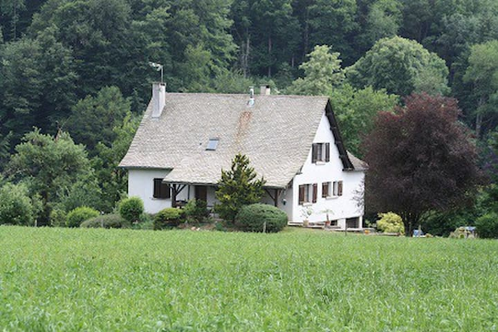 Grand gîte rural dans maison - SALMIECH