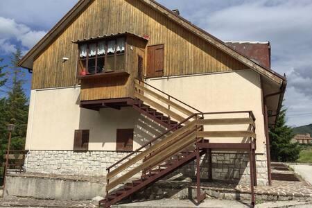 affascinante casa tutto parquet - Ovindoli - Wohnung