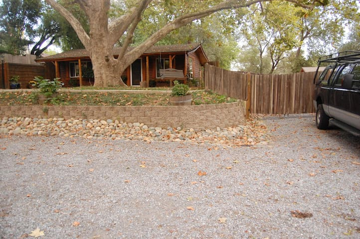 URBAN CABIN Near the river - Fair Oaks - Cabin