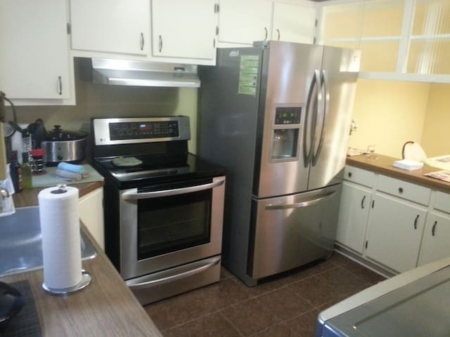 3 Bed Apartment*Near City Center Montreal*River - Montréal - Wohnung