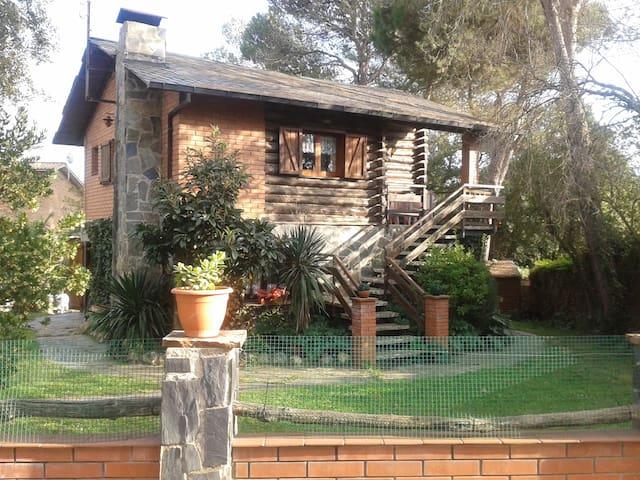 CHALET CON ENCANTO- 10 PERSONAS - Sant Pere de Vilamajor - Chalet