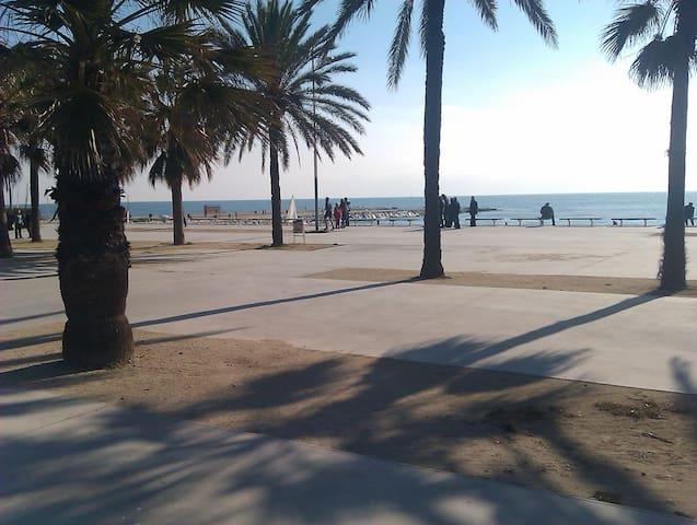 Art near the Sea-Arte cerca del Mar - Barcelona - Apartment