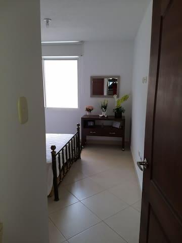Habitación como en casa