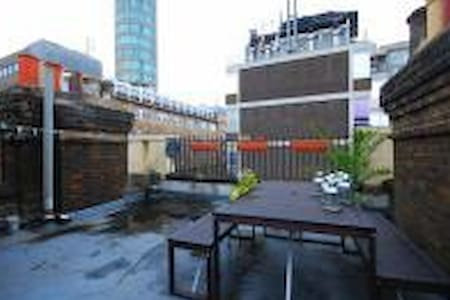 W1, Quiet, Trendy, Outside space - Fitzrovia  - Apartment