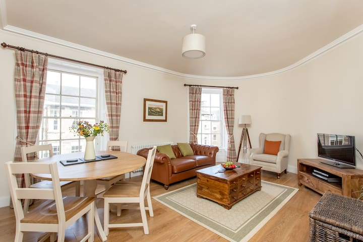 Stylish Apartment in Trendy New Town Location