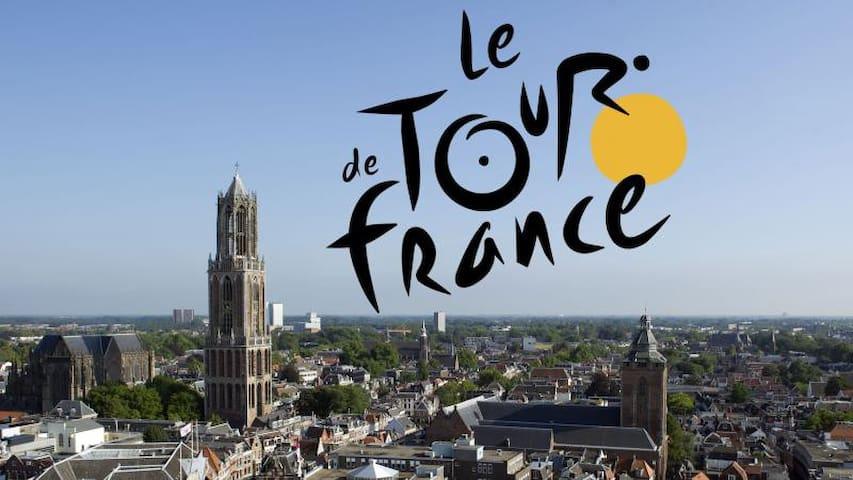 Twee kamers te huur Tour de France - Utrecht - Radhus