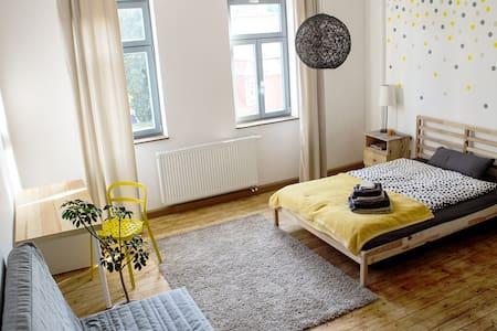 Sonniges Gästezimmer mit Bad - Weimar