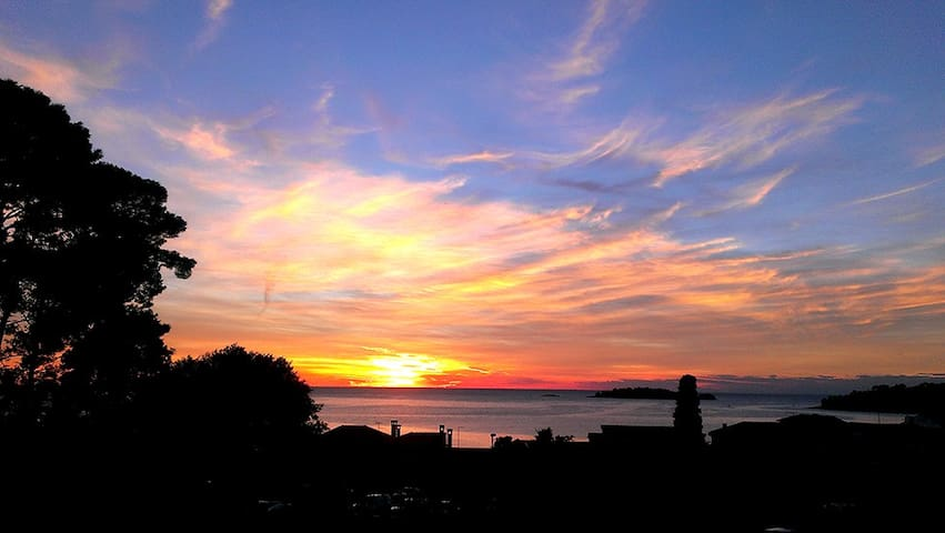 The Best Sunset apartment N°1 - Rovinj - Haus