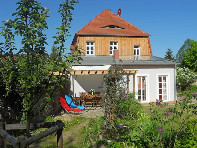 House Rittergut Heyda for 4 persons in Wurzen