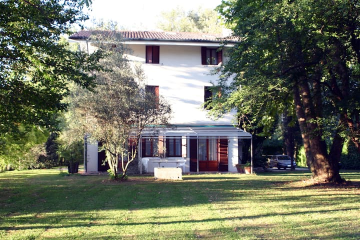 Ca' dei Grossi - Rent rooms - Dosson - Villa