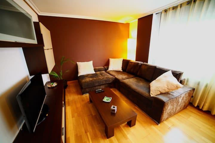 ZOE Avilés - Apartamento moderno a 2min del centro