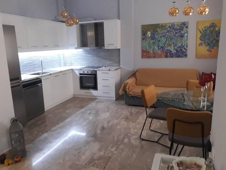 Παραθαλάσσια κατοικία στο Λιμάνι Χερσονήσου