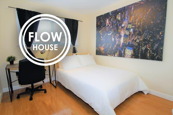 FLOW HOUSE   Innovator's Pad